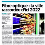 #Orange va déployer la #FibreOptique #FTTH pour les 16500 logements à #Libourne #100pour100Fibre via @sudouest https://t.co/qbUm6RaI8G