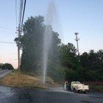 Macon water authority: got the call around 630a. Crew here now trying 2 fix.@13wmaznews https://t.co/EGSlh9XzGK