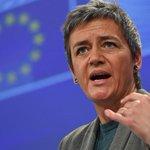 AB yetkilisi Vestager: AB Komisyonu, Ankaranın eksikleri tamamlamasıyla haziran için vizenin kaldırılmasını önerdi https://t.co/xAvphZlC1q