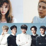 Are you ready for SMs upcoming comebacks? Tiffanys solo debut (11th May) SHINees Jonghyun (End May) EXO (June) https://t.co/44182vlzqB