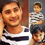 Same 2 Same ???? Superstar @urstrulyMahesh #Gautam & #Sitara https://t.co/vprdllIzFS