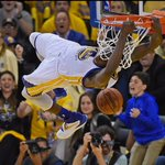 Should note that this incredible photo of Draymond Greens dunk was taken by Jose Carlos Fajardo of our BANG staff. https://t.co/GdFJC9C3V0