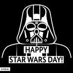 Heute Star Wars Tag ist. Einen schönen Tag wir wünschen! May the 4th be with you! #StarWarsDay https://t.co/QraTLtWt3I