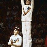 Jeux #Olympiques de #Montréal 1976 #Gymnastique Barres asymétriques Cérémonie des médailles https://t.co/ThgamdFX3C