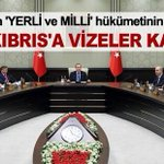 Akp Hükümeti Tanımadığı Güney Kibris a Vizeleri Kaldirdi Peki Türkiye, nin kibris davasina ne oldu @saviseti https://t.co/yo5D6qAMkT