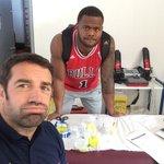 4ème contrôle anti dopage en 5 mois 💉🍺 il me reste 1,5L de sang pour finir la saison. Luttons contre les tricheurs👊🏼 https://t.co/kLmR9MbioE
