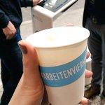 Leute auf der #rpTEN mit ziemlich gutem Kaffee zum Mitmachen zu motivieren, ist eine ziemlich kluge Idee @BMAS_Bund https://t.co/rpA7YSNRai