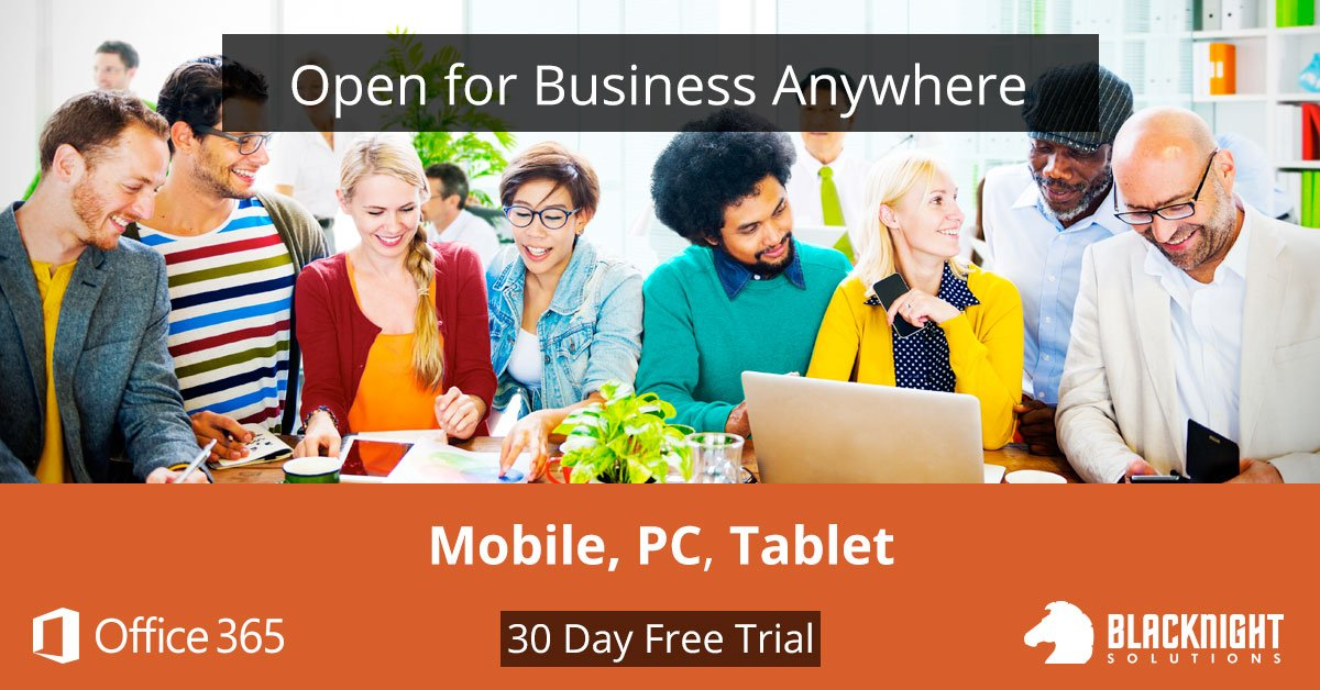 Get the power of Office 365, supported by Blacknight. Start your 30 day free trial today https://t.co/b7VgTIZQlW https://t.co/USHjKxpzet