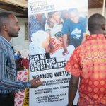 Dodoma Federation of Fema Club Festival with @SautiyaVijana Restless Development Tanzania https://t.co/3oNTEsJZ3D