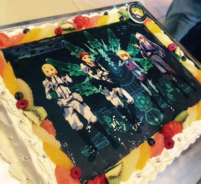 鹿乃 公式ブログ : ヘヴィーオブジェクトの打ち上げに…!