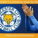 Make it a winning week for the Foxes Vote Warren Fox 4 #AstleyBridge @BoltonLibDems @TheBoltonNews @boltonlive https://t.co/GfBvVrfBvA