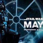 #hoyeseldiade Día internacional de Star Wars @LaloGonzalezM @eguerrerotv @inakimanero @clarketo https://t.co/Z7VkwgpLL1