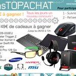 Concours #17AnsTopAchat   1 749 € à gagner avec le #Lot5 !   Pour participer, RT + Follow @TopAchat :-) https://t.co/xtw5KUDAgY