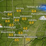 Another mild day but @RonSmileyWx says there could be some rain around for the @Pirates game. https://t.co/97to1XrcGt