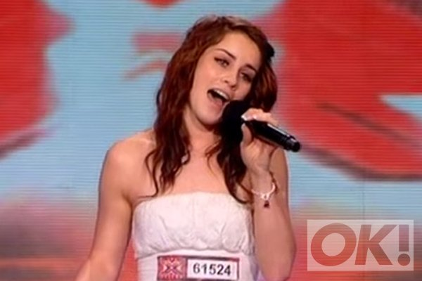 Remember X Factor star Lucie Jones? THIS is what she's doing now: