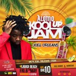 """The """"Life of the party"""" @JoelOrleans is hosting #AlomoKoolUpJam this friday 6pm, Just imagine the fun???????? @Y1079FM https://t.co/Dbr7tVHjiX"""