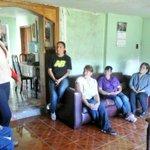 #MujerEsPRI visitando estructura llevando mensaje de #UnNuevoProyecto @EVillegasV @MaxSilerio #HeribertoSifuentes https://t.co/ZpdjGrg6jP