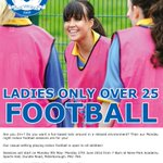 LADIES 25+ | Are you 25+ and want a fun-based kick around? Try our Monday night sessions. 1st 2 sessions FREE! #pufc https://t.co/MbiVh9AUzs