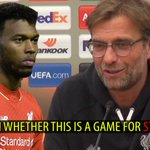 WATCH: Klopp ponders Sturridge start: https://t.co/tGGTgZqNur https://t.co/3RZqFMgxs8