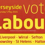 Vote Labour in Liverpool, Sefton, Knowsley, St Helens, Halton & the Wirral on Thurs 5 May 2016 #iCampaign4Labour https://t.co/QBoSrKc2Io