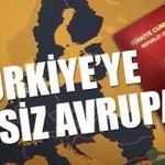 AB Komisyonu: Türk vatandaşlarına vize kalksın https://t.co/VTPEcNnyJp https://t.co/en9jH70wiI