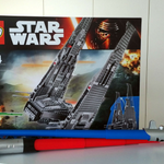 #MayThe4thBeWithYou 🎁 Follow + RT pour gagner ce LEGO #StarWars Kylo Ren's Command Shuttle ! https://t.co/UIysOqThWY https://t.co/1LUndlVCqO