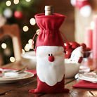NEW Christmas Decor Santa Wine Bottle Bag Cover Dinner Party Table Xmas Decor - Bid Now! O… https://t.co/QM3PfAtcKx https://t.co/zmux8KmwCB