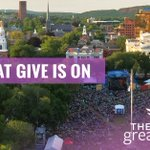 Giving is back on at https://t.co/hSVyYdzKEN! Thanks to all for your patience! #TheGreatGive #NHV #LNV https://t.co/q81eZ2WKS9
