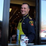 DRPS is supporting McHappy Day and officers will be serving up smiles in support of Ronald McDonald House. https://t.co/pfirtXqele