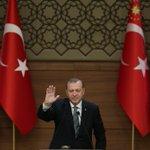 Cumhurbaşkanı Erdoğan : Yeni Anayasa ve Başkanlık sistemi çalışmalarını bir an önce hayata geçirmeliyiz. https://t.co/KEQqffNSkW
