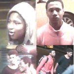 Help #NYPD find these men accused of beating up 2 guys on W. 45th St. in #NYC #crimealert @PIX11News https://t.co/AH0rpxJswf