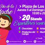 #Rancagua: ¿Quieres sorprender este #DíadelaMadre? Te ofrecemos una muy buena alternativa Cc: @alcaldesoto RT https://t.co/VAlnB7OJVN