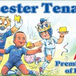 #Amul Topical: Unexpected winners at 5000-1 odds! #LeicesterCityChampions https://t.co/7XJXYgz3s0