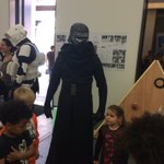 Invasion galactique au @QuaiDesSavoirs !!! #MayThe4thBeWithYou #QDS https://t.co/5R6OeTwBpN