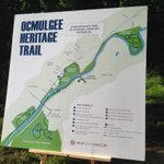 .@MaconBibb talking about efforts to receive grant to expand Ocmulgee Heritage Trail @41NBC https://t.co/SkgD6JD4dE