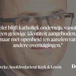 Al die levensbeschouwingen maken deel uit van de Vlaamse identiteit https://t.co/kC2SUzUhcQ opinie @lukvanmaercke https://t.co/1fa1OrdgE3