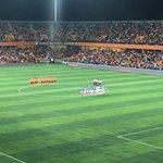 Kick-off Felda United vs Kelantan Stadium Tun Abdul Razak #GomoKelateGomo #LigaSuper2016 https://t.co/xCaQKYS1sE