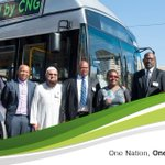 The City is turning green with 40 Compressed Natural Gas #AReYeng buses. #TshwaneSOCA2016 https://t.co/Cw9qMdxs0S