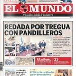 ¡Buenos dias! #FelizMiercoles Las capturas por la Tregua destacan @prensagrafica, @elsalvadorcom y @ElMundoSV #Hoy https://t.co/Xocfh5npdk