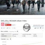 "[LIST] EXOs ""Call Me Baby"" Korean ver. MV hits 85,000,000 views on YouTube https://t.co/aXyBYy49qd https://t.co/RBJqPGoAH6"