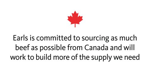 We made a mistake. It was wrong to move away from #CanadianBeef. https://t.co/RfZOklQvKQ