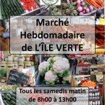 Grande nouvelle !!! À partir du 14 mai, se tiendra chaque samedi-matin un marché bio/local place du Doc. Girard. https://t.co/LLSzXkFY6p