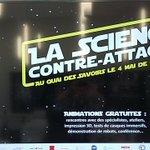 La science ds starwars au @QuaiDesSavoirs avec @CNRSMip @IRAP_France @LaasCNRS @ScienceAnim @ObsMip et bénévoles! https://t.co/aRxyZbDky5