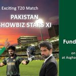 Ill be in Karachi 2 play the Cricket Stars Vs. Showbiz Stars match on the 6 May..join us n support the cause w #SAF https://t.co/APexB2NbMT