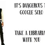 Its dangerous to Google Solo...Happy #MayThe4thBeWithYou #StarWarsDay! (image taken from https://t.co/LSaqF2ikOp) https://t.co/cHIV6l6uZF