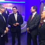 Washington D.C. en #CumbreEnergía Centroamérica-EEUU-Caribe @Almagro_OEA2015 @JuanOrlandoH @cancilleriasv https://t.co/wVx8h5A4XR