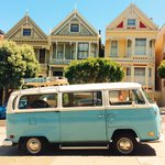 Now all we need is the Tanner family to jump aboard! #vanlife #vw #fullhouse #fullerhouse #sf #sanfrancisco https://t.co/CTVsI94t6e