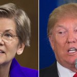 "Elizabeth Warren: Donald Trump ""built his campaign on racism"" https://t.co/TpORGkVqaw https://t.co/mtQ7OrS0Dg"