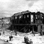 Remembering the Blitz, 75 years on #Liverpool Photo from @EchoWhatsOn https://t.co/lwpp9bTGCy