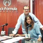 Arrancamos con #FórmulaNoticias #Tabasco escucha 94.1fm y https://t.co/RyxTPvj7IP https://t.co/SNFM8VzxdG